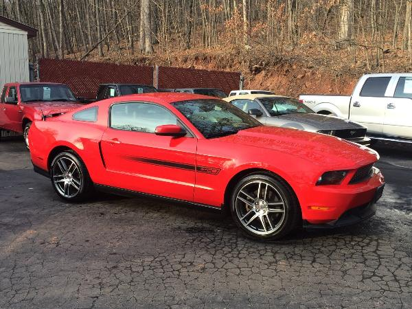 2011 ford mustang gt california special with 44 400 miles. Black Bedroom Furniture Sets. Home Design Ideas